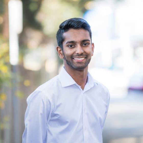 Physics Tutor Ashwin Sivasubramaniam