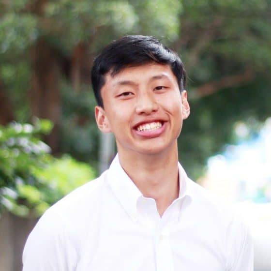 James Yang Maths Tutor